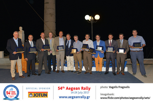 54th Aegean Rally